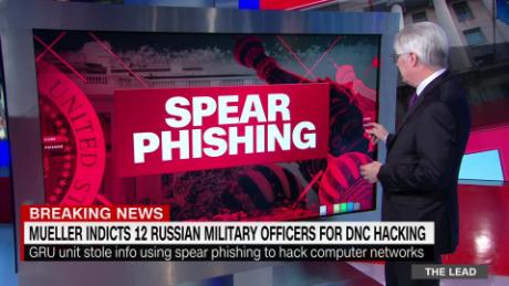 Explainer Whats Difference Between >> Explainer What Is Spear Phishing And How Did The Russians Use It