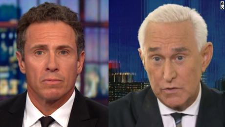 Stone: Think I'm probably person in indictment