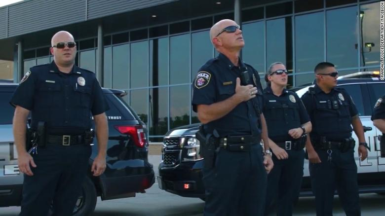 law enforcement lip sync battle