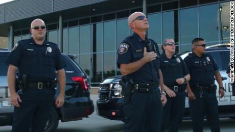 Police Departments Take On Lip Sync Challenge Cnn Video