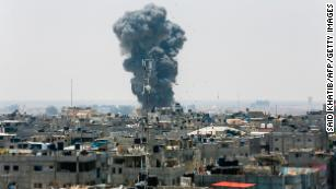 UN urges Israel and Gaza to 'step back from the brink' of war