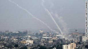 Israel's Netanyahu says no ceasefire with Gaza if arson attacks continue