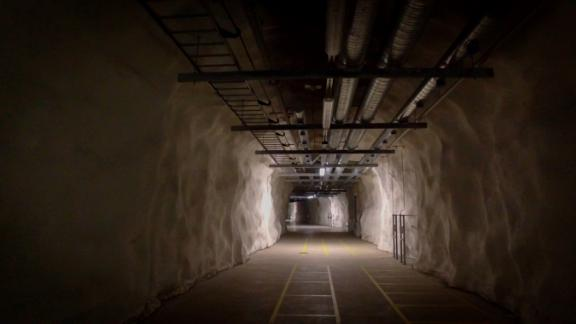 Helsinki's network of tunnels can fit the city's entire population.