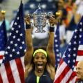 Serena Williams US Open 2012