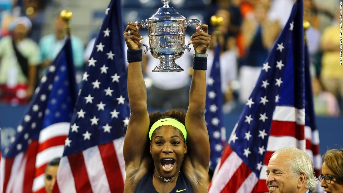 Thirteen years after her first US Open title, Serena grabs a fourth by beating world No.1 Victoria Azarenka in the final