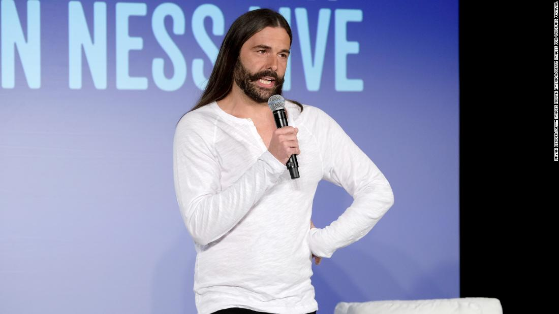 Queer Eye's Jonathan Van Ness bares it all: Sex abuse; HIV status; peddling sex; drug addiction