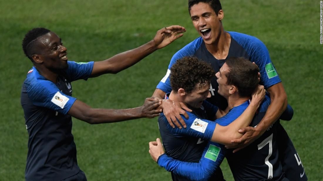 France beats Croatia to win World Cup
