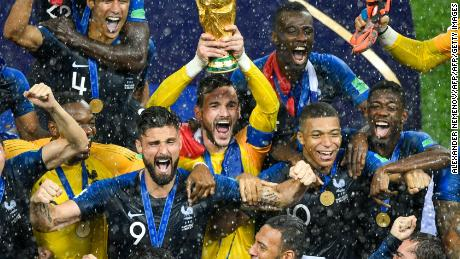 France's World Cup win is a victory for immigrants everywhere