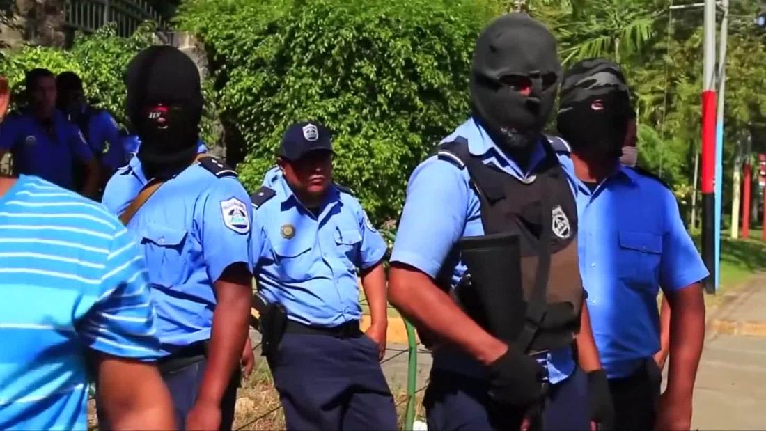 Nicaragua: Government forces retake opposition stronghold