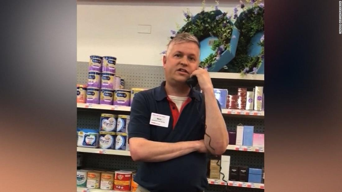 cvs fires employees for calling cops on customer