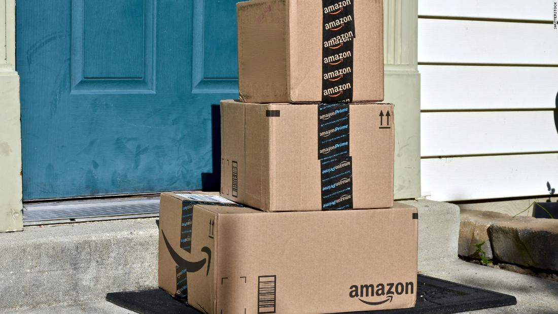 amazon offers free shipping on all orders for holidays cnn - Amazon Christmas Delivery