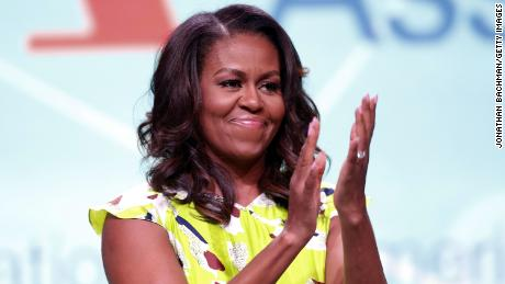 Image result for Michelle Obama calls out Trump in new book