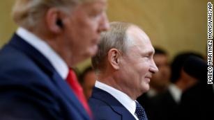 Russians hail Trump summit as a resounding success for Putin