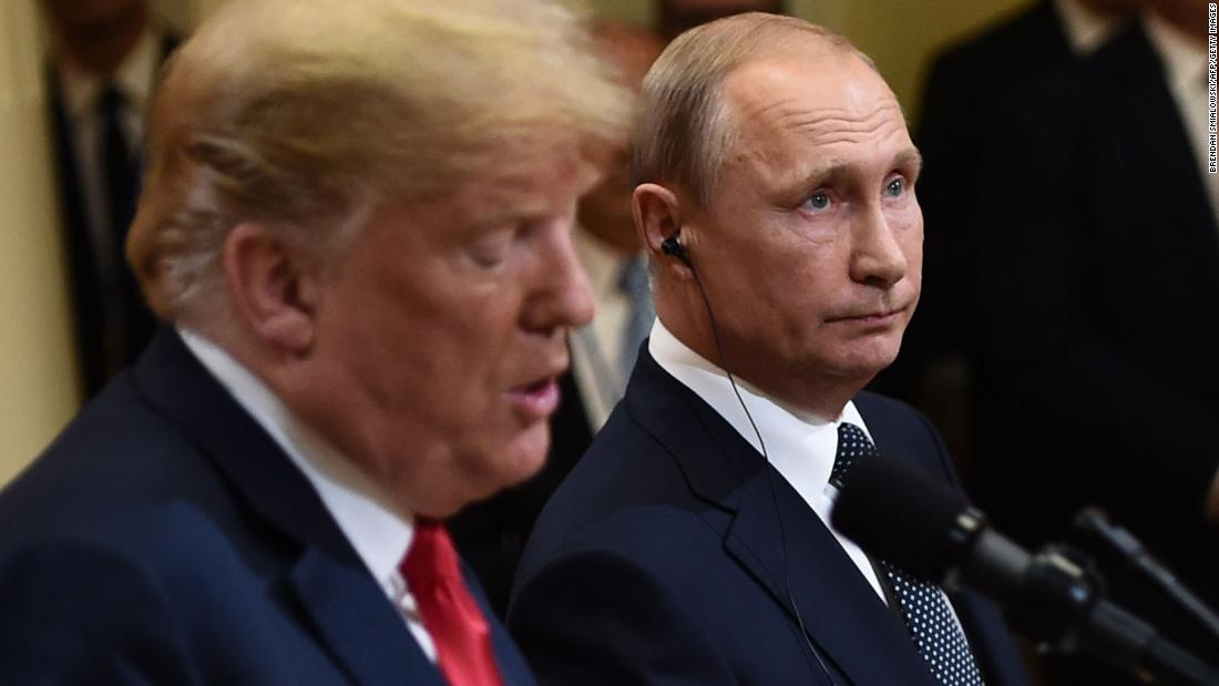 Top takeaways from the Trump-Putin Helsinki summit