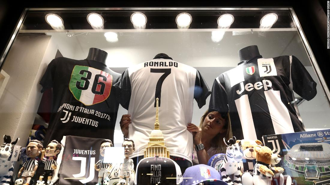 "<a href=""https://www.football-italia.net/73480/poll-juventus-most-loved-and-hated"" target=""_blank"">In a 2015 survey, </a>Juventus was revealed by a wide margin as the Italian team most loved -- and hated -- by football supporters. That polarization is set to continue with the signing of Ronaldo, with one Italian trade union calling a strike at the Fiat Chrysler car manufacturing plant as an act of protest. Juventus' president is Andrea Angelli, whose family also has shares in the automotive giant."