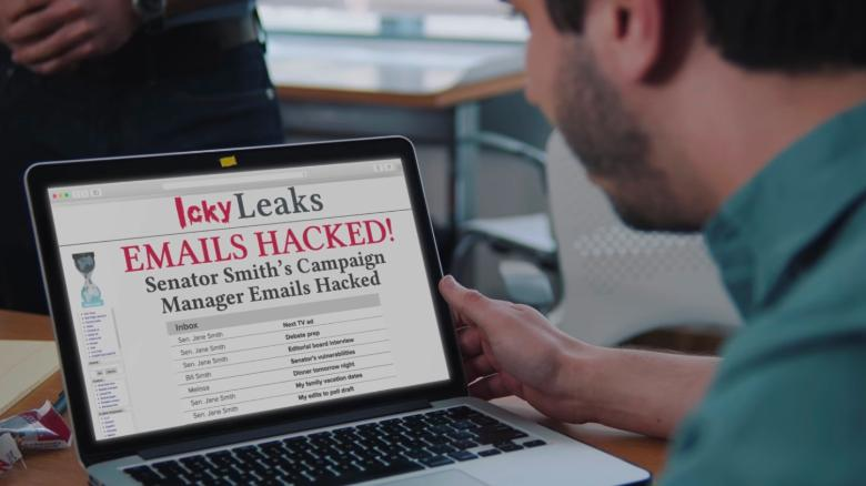 Video warns 2018 campaigns: Don't get hacked
