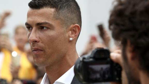 """Ronaldo explained his decision to join Juve by saying the time had come """"for a new stage"""" in his life."""