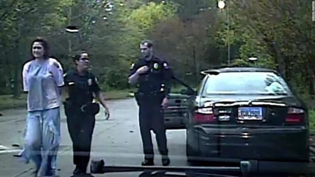 Officers on leave after using coin toss to determine driver's fate