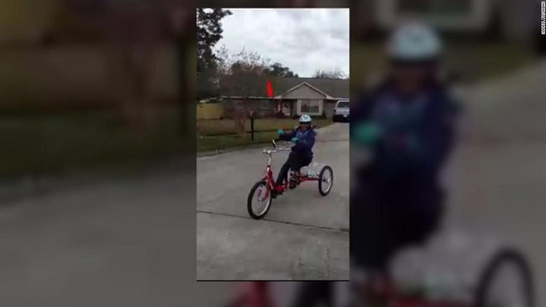 PD: Thief stole custom tricycle from child with special needs