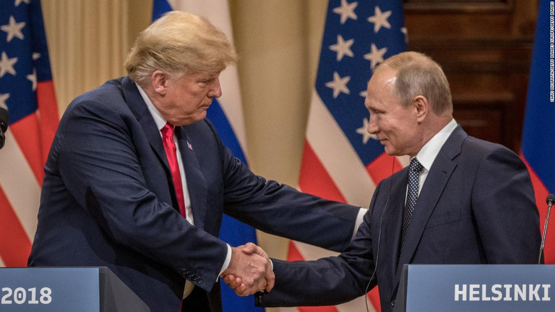 Image result for Trump caved spectacularly to Putin. Here's what might happen next