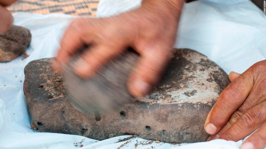 Remains of bread baked 14,400 years ago found in Jordan