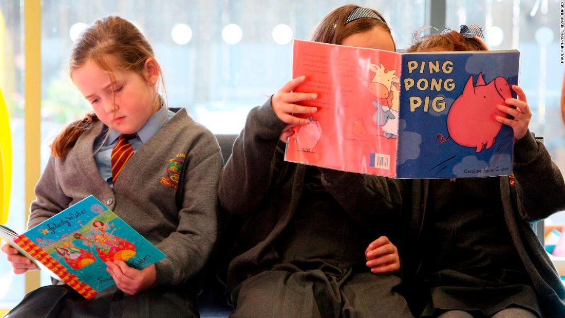 One in every 100 UK children's books has an ethnic minority main character