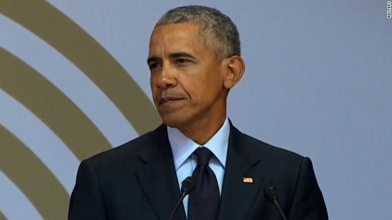 0f71de005 Transcript: Obama's full speech about the 'politics of fear and ...