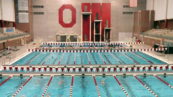 Ohio State University's McCorkle Aquatic Pavilion