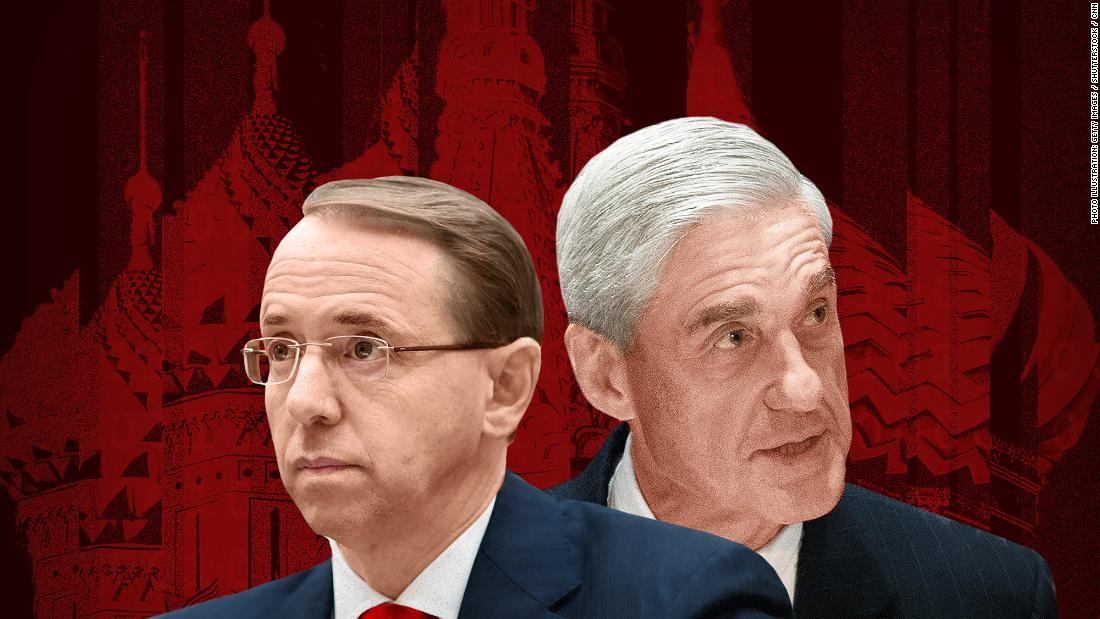 Rod Rosenstein's departure would turn the Mueller investigation on its head