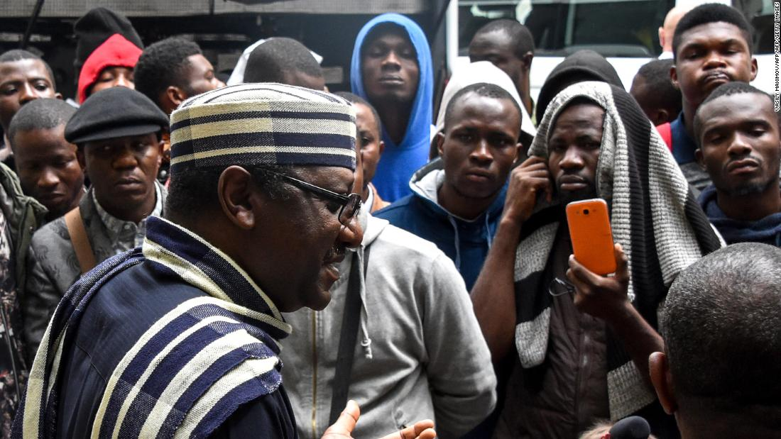 Stranded World Cup fans ordered home by President