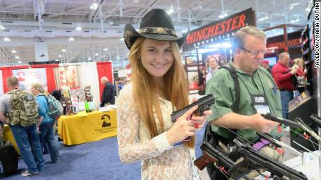Maria Butina indicted by grand jury on two charges - CNNPolitics