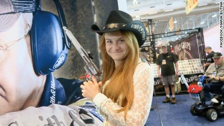 Maria Butina released from federal prison, deported to Russia