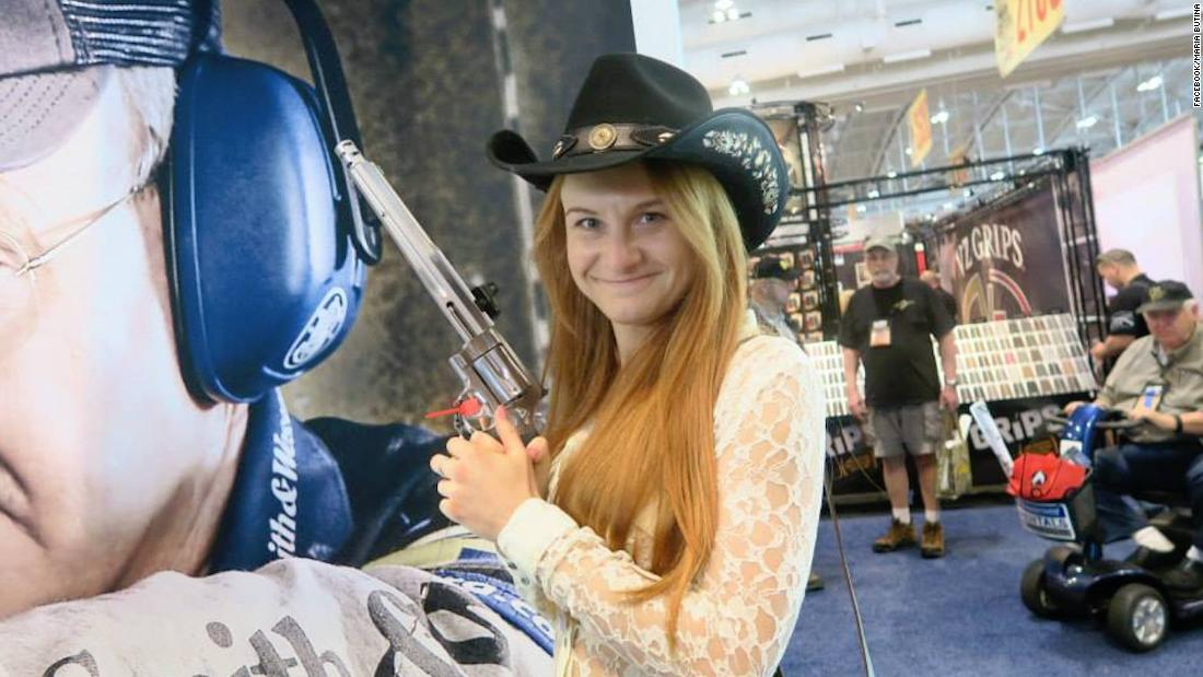 Maria Butina lands in Moscow after release from US prison