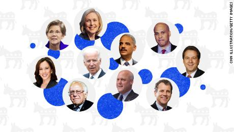 The definitive ranking of 2020 Democrats