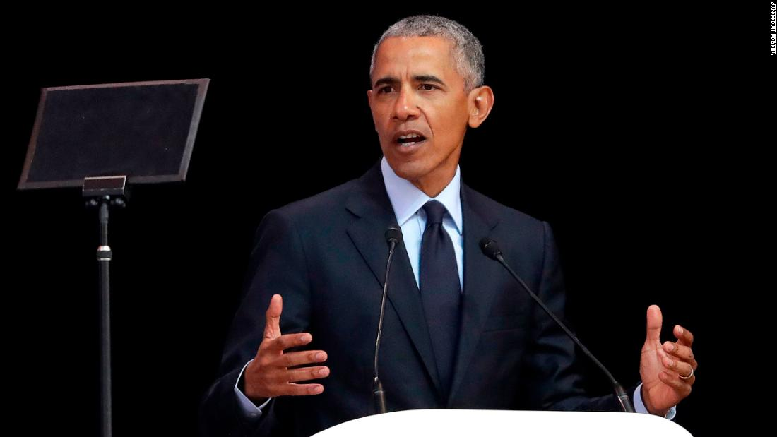 Obama Warns Of Strongman Politics After Trump News Conference