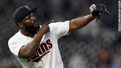 Minnesota Twins pitcher Fernando Rodney became a US citizen earlier this week.