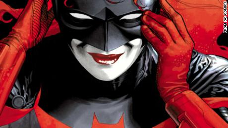 "The CW is working on a series based on the popular DC Comics character ""Batwoman."""