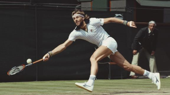 Bjorn Borg had won 11 grand slams when he announced his retirement from tennis aged just 26, claiming he had lost his desire to compete at the highest level. A disastrous comeback in 1991 saw the Swede fail to win a match.