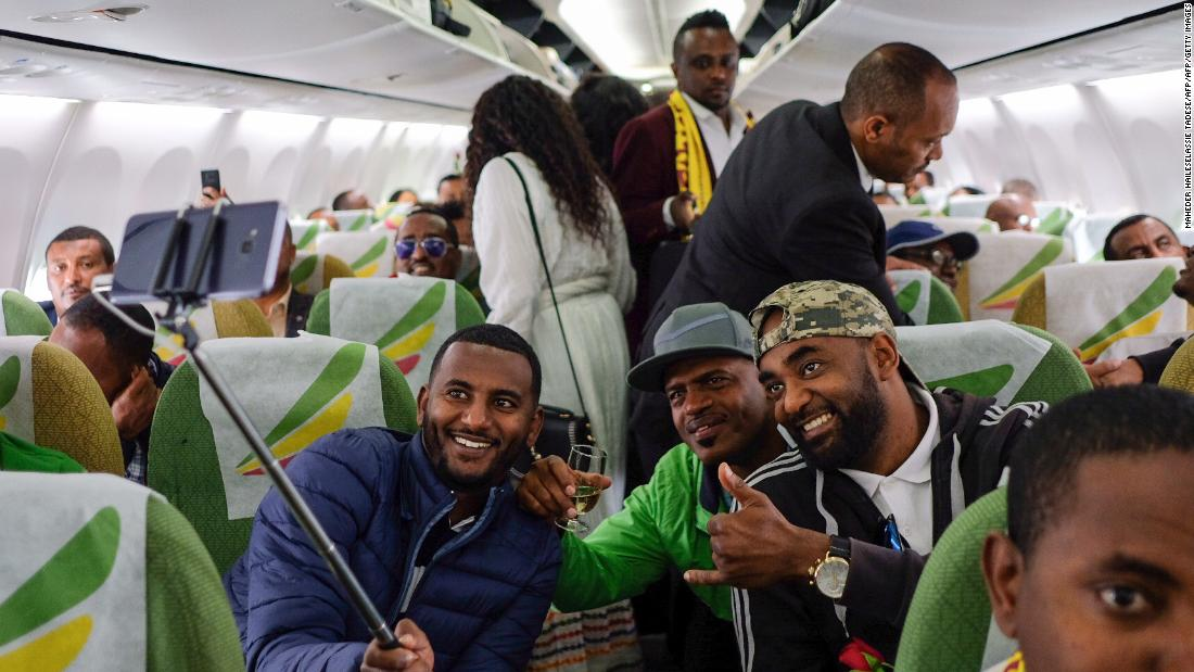 Flights resume between Ethiopia and Eritrea