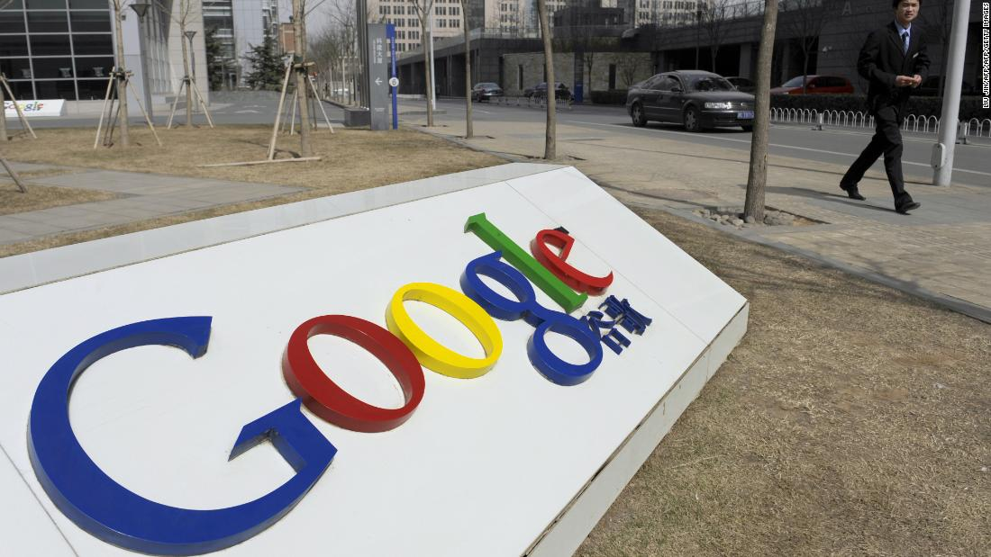 Google CEO to employees: We're 'not close' to launching search in China