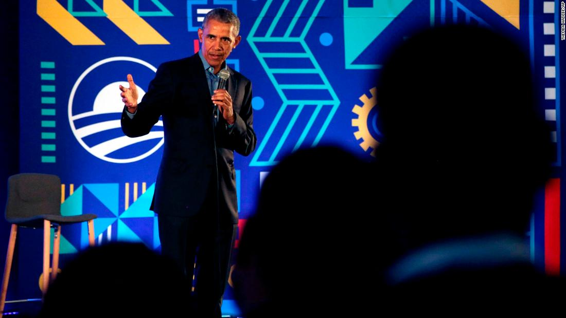 Obama says men have been getting on 'his nerves'