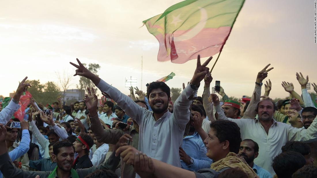 Security tightened as Pakistan braces for more election violence