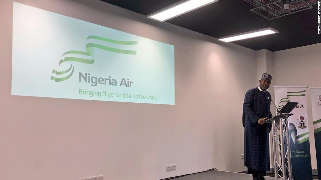 Nigeria to relaunch its national airline