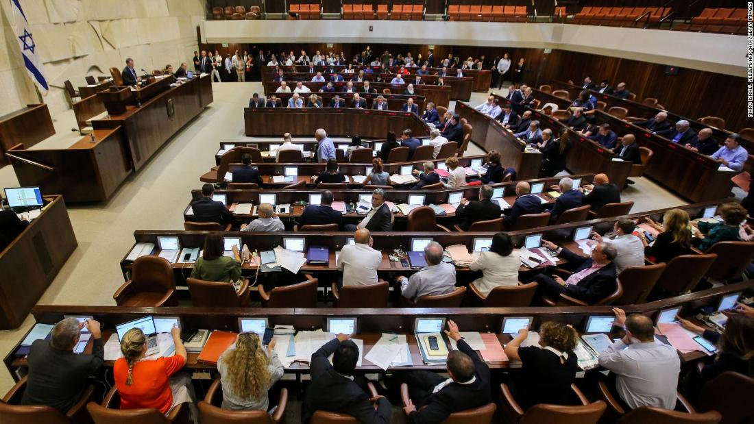 Israel nation-state law serves as rallying cry for each side's political base