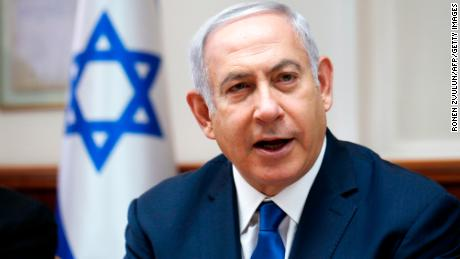 "Israeli Prime Minister Benjamin Netanyahu said the heads of the coalition parties decided ""unanimously"" to hold early elections in April."