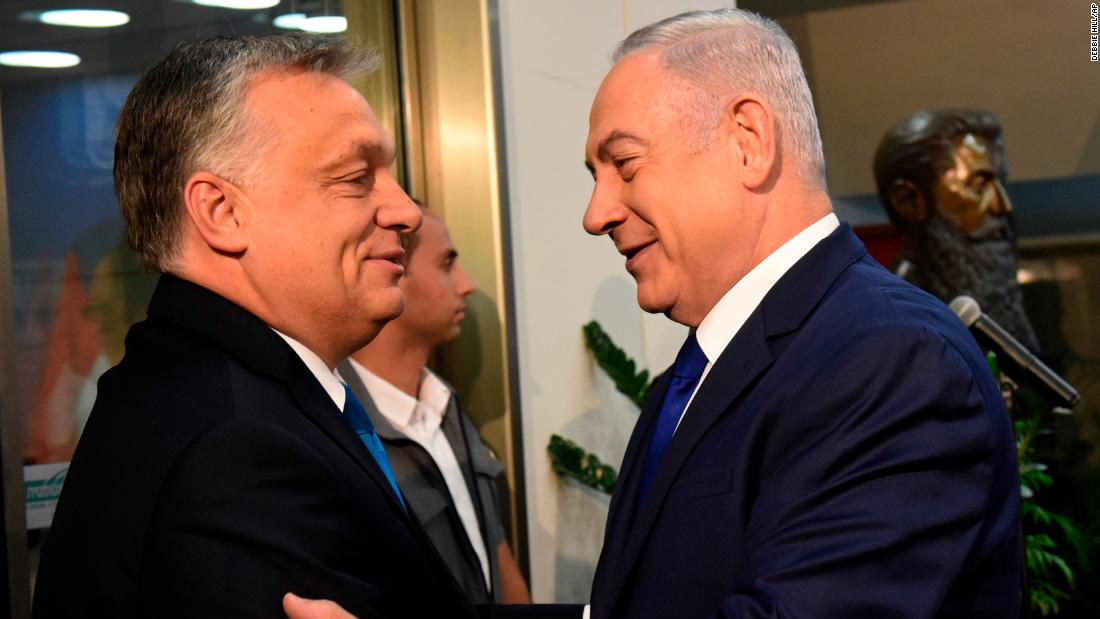Why Netanyahu is cozying up to Europe's renegades