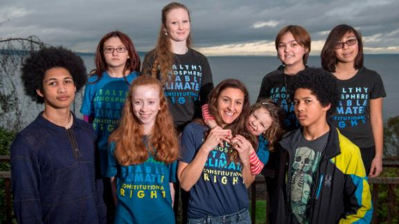 In the US, 13 young plaintiffs are suing the State of Washington for violating their constitutional rights to life, liberty, property, and equal protection of the law by creating and supporting a fossil fuel-based transportation and energy systems.