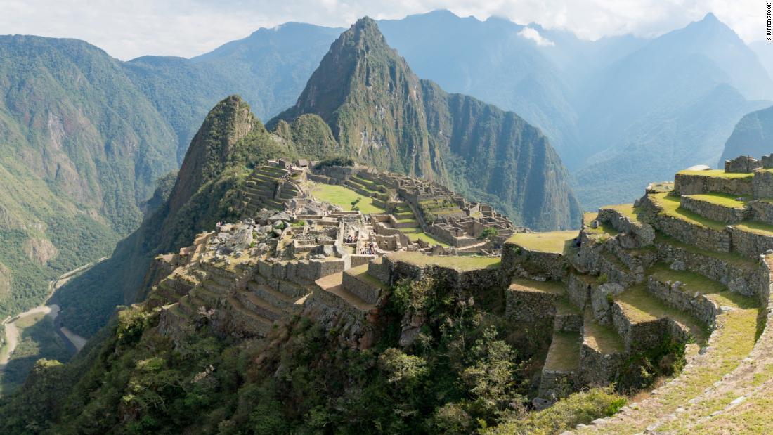 Die Amerikaner gestrandet nach Peru schließt Grenzen