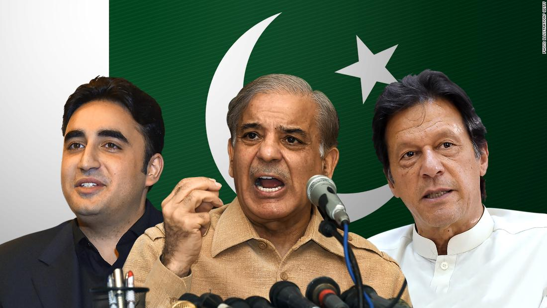 Pakistan Election: Who Is Likely to Be the Country's Next Leader?