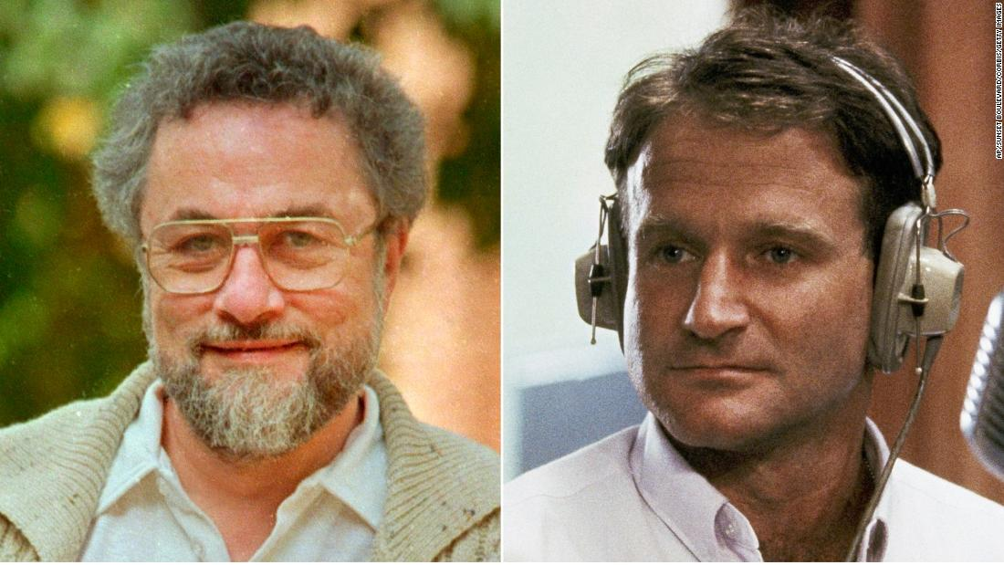 Image result for adrian cronauer and robin williams